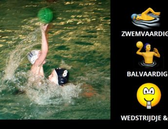 Waterpolo spetterfeest