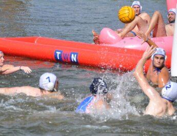 Sluiseiland Beach Waterpolo Event
